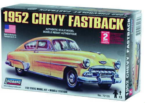 Chevy Deluxe Model - Lindberg 1:32 scale 1952 Chevy Fastback