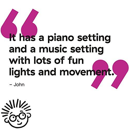 51kFJteHAzL - Baby Einstein Pop & Glow Piano