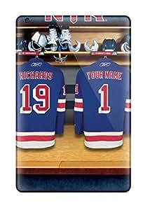 new york rangers hockey nhl (7) NHL Sports & Colleges fashionable iPad Mini cases