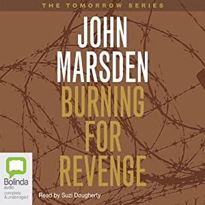 Burning for Revenge Audiobook