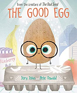 Book Cover: The Good Egg