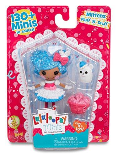 Mini Lalaloopsy Super Silly Party Doll- Mittens Fluff 'N' Stuff