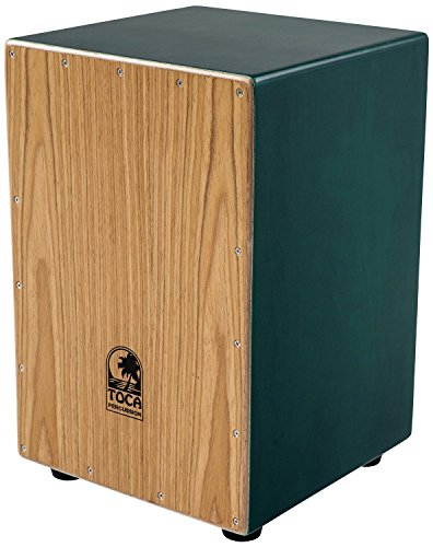Toca Colorsound Cajon - Green by Toca