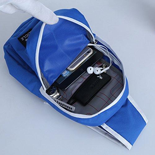 MS-Chao Brust Taschen Freizeit männlichen Outdoor-Mehrzweck-Umhängetasche