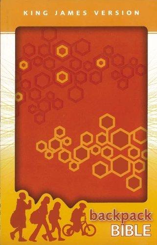 Read Online King James Version Backpack Bible [Leather Bound] [2010] (Author) Zondervan pdf