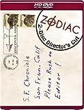 Zodiac (Two-Disc Director's Cut) [HD DVD] by Candy Clark