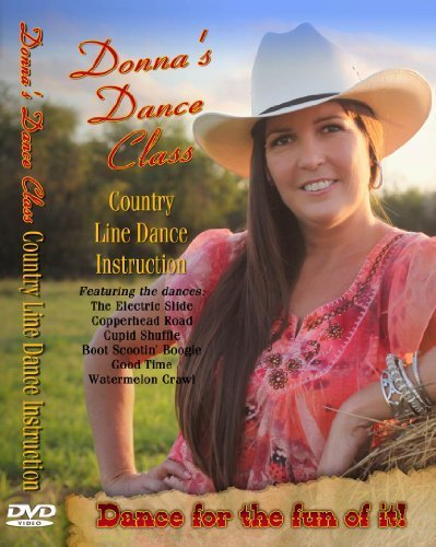 (Donna's Dance Class - Country Line Dance Instruction DVD)