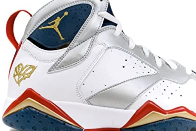 huge discount 49fc6 e9e10 AIR Jordan 7 Retro  for The Love of The Game  - 304775-103 - Size 12 -   Amazon.fr  Chaussures et Sacs