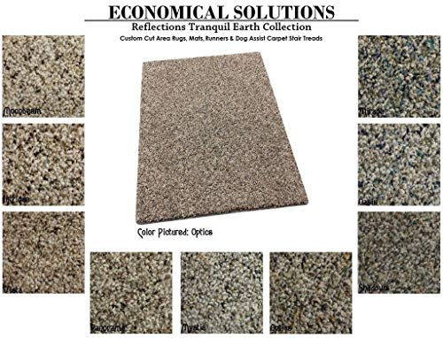 ... Solutions Reflections Tranquil Earth Collection | 45 Oz. SoSoft  Textured Cut Pile, 9 Colors. Custom Area Rugs, Mats, Runners U0026 Stair Treads.  U.S.A. Made