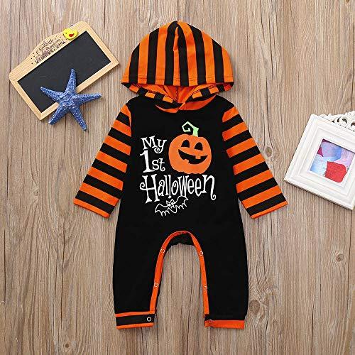MOKO-PP Infant Toddler Baby Girls Boys Pumpkin Hoodie