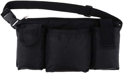 Unisex Handy Garden Gardening Waist Pockets Tool Apron Belt Bag Pouch Holder