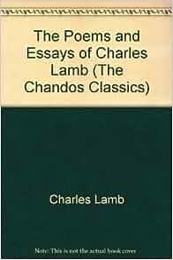 Lamb's essays