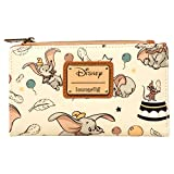 Loungefly Disney Dumbo Faux Leather Flap Wallet - WDWA0889
