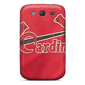 New Fashion Premium Tpu Case Cover For Iphone 6 - St. Louis Cardinals