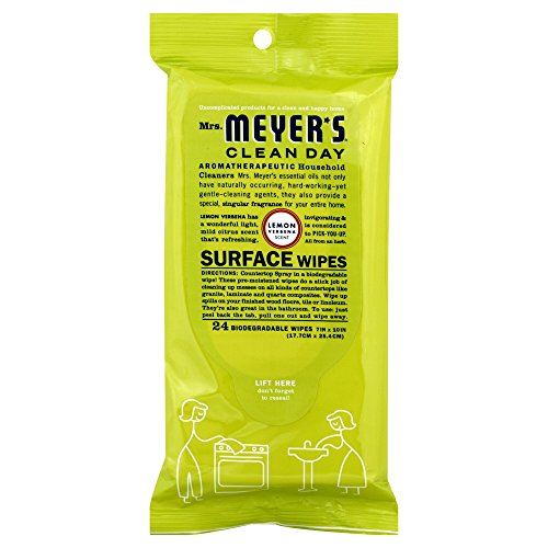 Mrs. Meyer's Clean Day All-Purpose Wipes