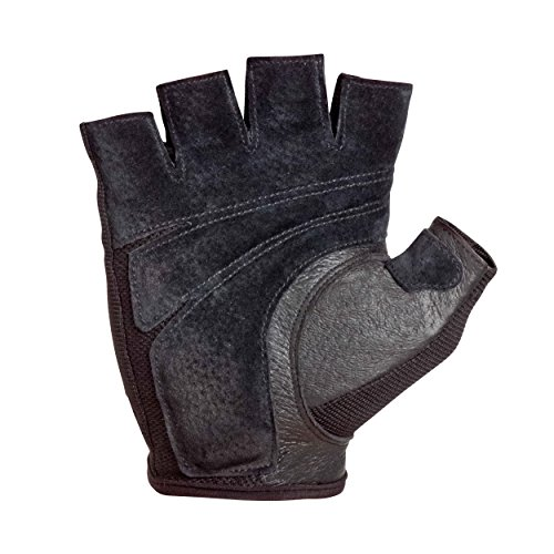 Mesh Weight Lifting Gloves: Harbinger Power Non-Wristwrap Weightlifting Gloves With