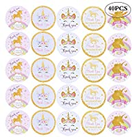 Cartoon Thank You Stickers Seal Label for Kids Dinasour Birthday Party Favor Gifts