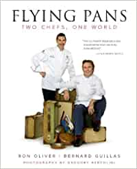 Flying Pans: Two Chefs, One World: Amazon.es: Guillas ...