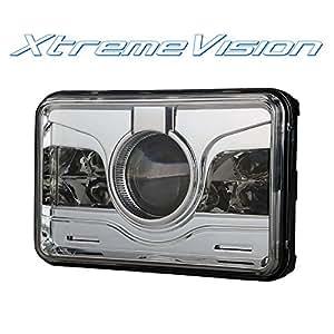 Amazon Com Xtremevision 4x6 Quot 30w 2200lm Cree Led