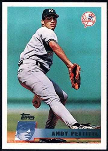 (Baseball MLB 2010 Topps New York Yankees 27 World Series Championships #YC23 Andy Pettitte NM-MT+ Ya)