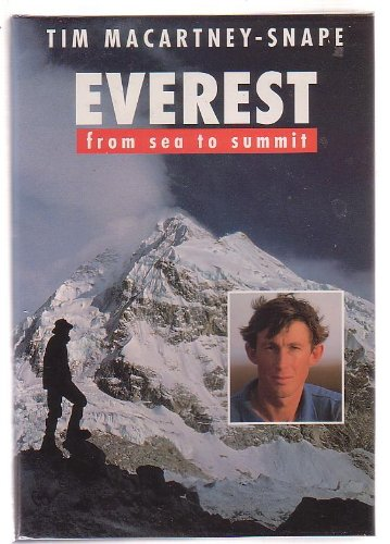 Price comparison product image EVEREST - from sea to summit