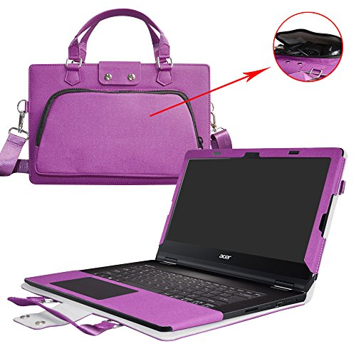 5379 i5378 i5368 Case,2 in 1 Accurately Designed Protective PU Leather Cover + Portable Carrying Bag For 13.3