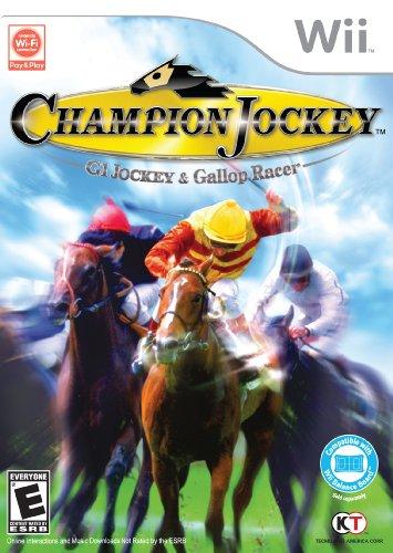 Champion Jockey: G1 Jockey and Gallop Racer - Nintendo Wii (Champions Wii Nintendo)