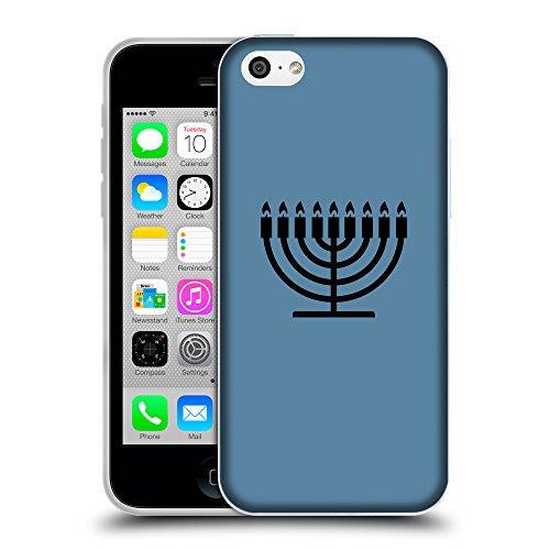 GoGoMobile Coque de Protection TPU Silicone Case pour // Q08420600 Religion 6 Aviation Bleu // Apple iPhone 5C