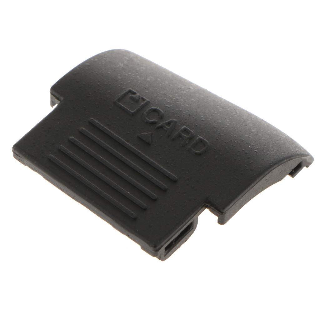 KESOTO Secure Digitial SD Memory Card Door Cover Chamber Repair Part For Nikon D90 Digital Cameras