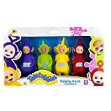Teletubbies Pack of 4 Family Pack Chunky Figures Figurines Toy Set