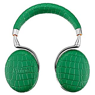 Parrot Zik 3 with Charger - Emerald Green Croc