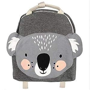 XWWS Toddler Backpack, 3D Cartoon Animal Kids School Bag, Baby Cute Book Backpack Kindergarten Backpacks for Boys Girls…
