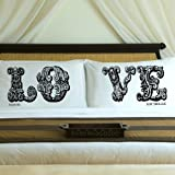 Personalized Love Pillowcases for Wedding Gift