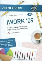 iWork '09 - 14 Stunden Video-Training zu Pages, Numbers und Keynote (AW Videotraining Programmierung/Technik)