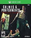 xbox 360 quest games - Sherlock Holmes: Crimes & Punishments - Xbox One