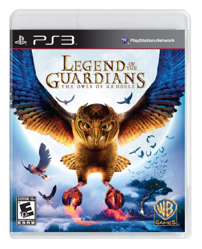Legend of the Guardians: The Owls of Ga'Hoole - Playstation 3 (Ps3 Games Guardian)