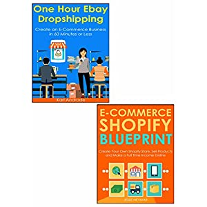 EBAY & SHOPIFY DROPSHIPPING: How to Make a Living Selling Dropship Products via Ebay Marketing & Shopify Store Creation