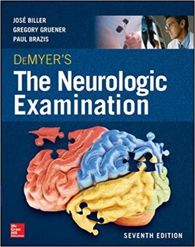 demyers the neurologic examination a programmed text sixth edition