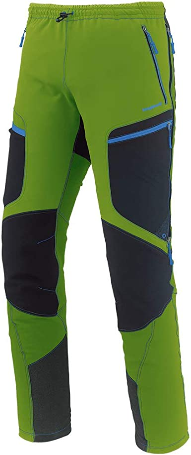 Trangoworld Break Pantalon Largo Hombre Verde Acido M Amazon Es Ropa Y Accesorios