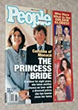 People Weekly Magazine - 8 February 1999 - Caroline of Monaco, The Princess Bride