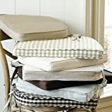 Ballard Essential Cushion - Small - Natural Linen - Ballard Designs offers