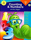Counting and Numbers with Mr Wiggle, Carson-Dellosa Publishing Staff, 1564519910