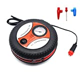 Car Air Compressor Tire Inflator - MOTONG 12V Auto Inflatable Pumps Electric Tire Inflaters 260psi (Hand Tool)
