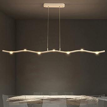 LED Pendelleuchte Esstisch Pendellampe Modern Hängeleuchte Hängelampe  Design Lampe Für Esszimmer Wohnzimmer Schlafzimmer Cafe Restaurant Shop