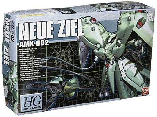 Bandai Hobby HGM 1/550 #2 AMX-002 (AMX-X2) Neue Ziel 0083: Stardust Memory Action Figure