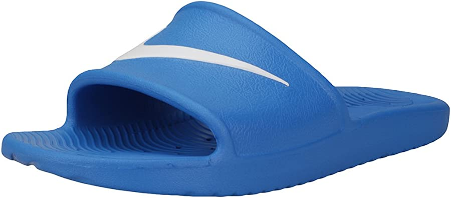 Analítico Sucio cúbico  Nike Kawa Shower, Zapatillas para Hombre, Multicolor (Photo Blue/White  410), 48.5 EU: Amazon.es: Zapatos y complementos