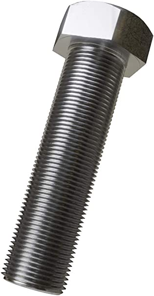 DIN 933 20 unidades Tornillo Hexagonal INOX A4 M8x16