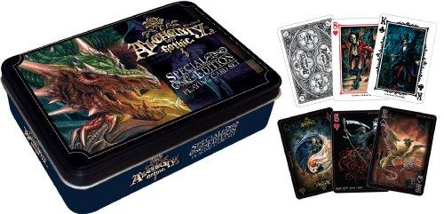 (Aquarius Alchemy Playing Card Gift Tin)