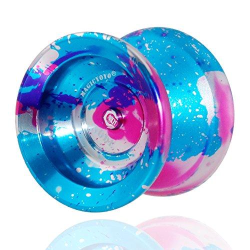 Qiyun Magic Yo Yo Ball Aluminum Professional Bundle Ball, U