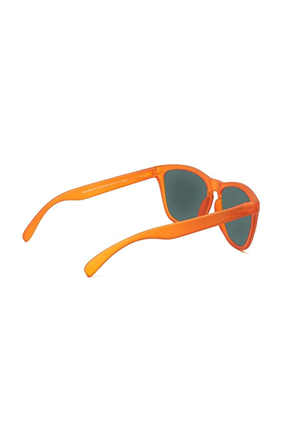 KOALA BAY Gafas Polarizadas Palm Beach Naranja Lentes Naranja Espejo: Amazon.es: Ropa y accesorios